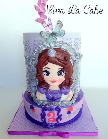 princess sofia cake 17 best ideas about princess sofia cake on 6813