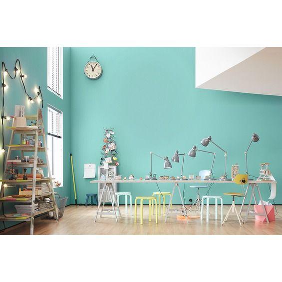 Schöner Wohnen Trendfarbe Frozen seidenglänzend (OBI)