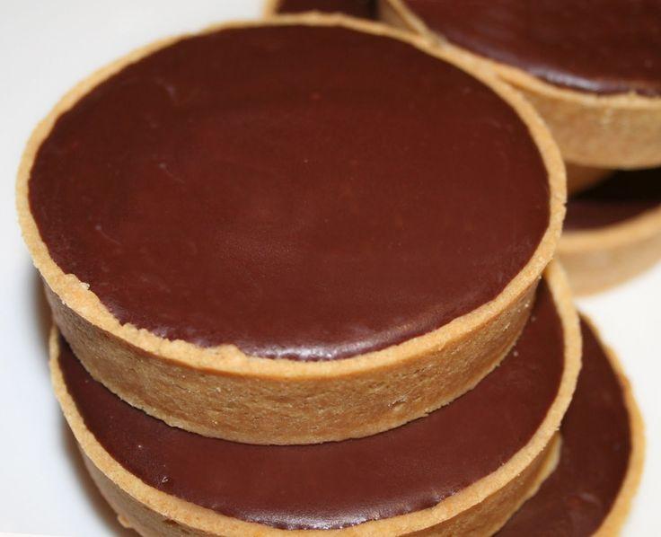 La Cuisine de Bernard: Les Tartelettes au Chocolat