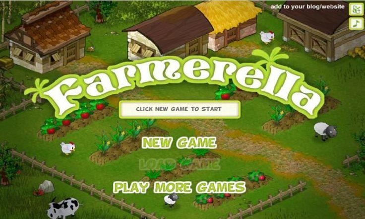 В игре Фермерша вы будете помогать девушке-фермерше ухаживать за своей фермой. И так, у вас есть своя ферма на которой есть небольшой огород, сарай, стойла и избушка. Девушка может передвигаться по всей территории фермы. Играйте бесплатно в игру Фермерша на нашем сайте здесь http://woravel.ru/fermersha/