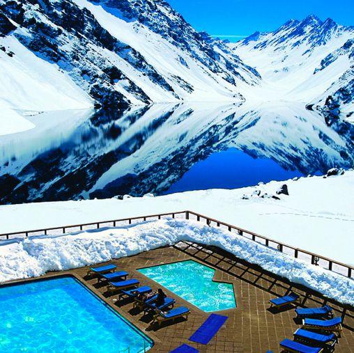 Portillo Ski Resort @ Chile