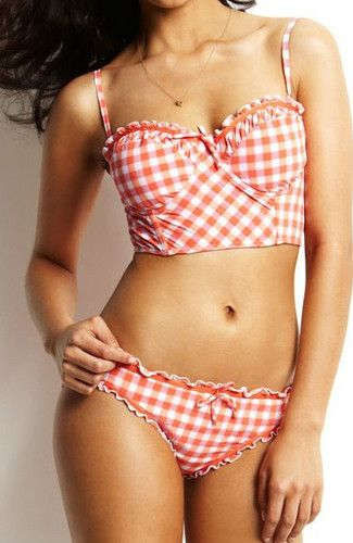 $200 Seafolly Australia Two Piece Swimsuit Size US 4 | eBay