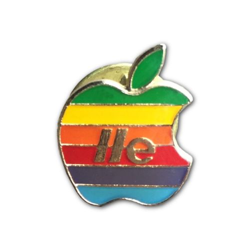 Vintage Apple IIe Pin