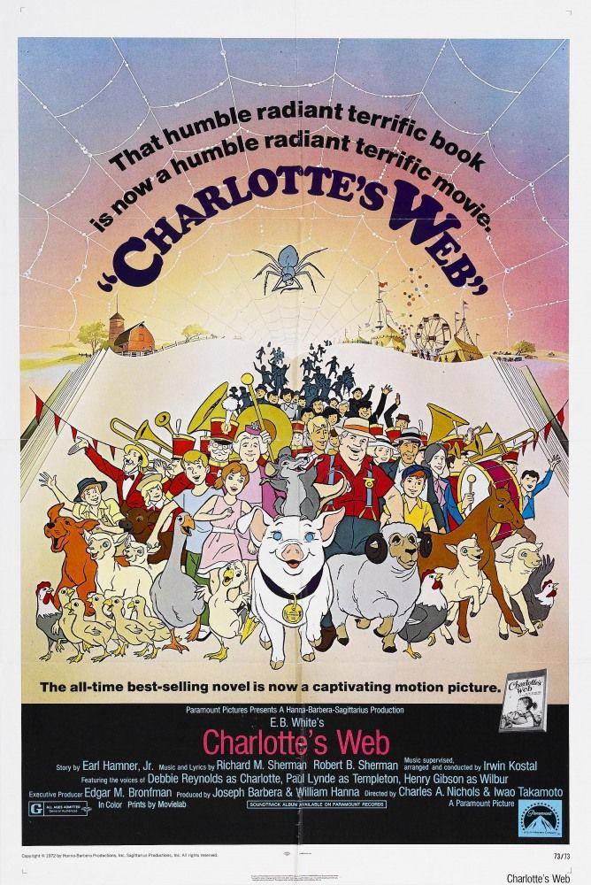 Паутина Шарлотты (Charlotte's Web)