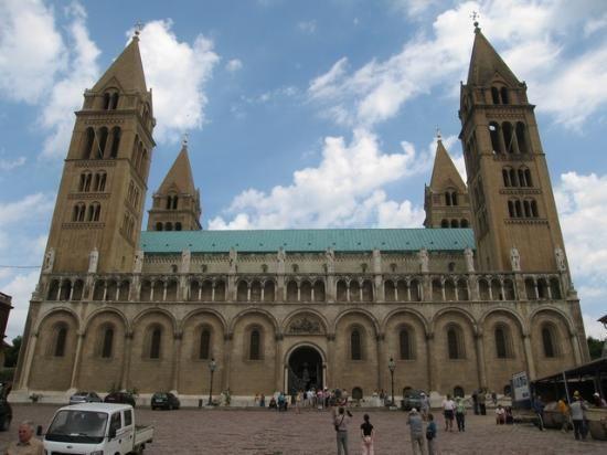 **Pecs Cathedral - Pecs, Hungary