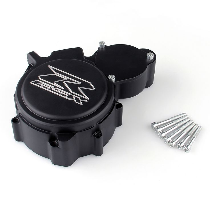 Mad Hornets - Stator Cover for Suzuki GSX R 600 750 (2006-2011) Black or Chrome, $79.99 (http://www.madhornets.com/stator-cover-for-suzuki-gsx-r-600-750-2006-2011-black-or-chrome/)