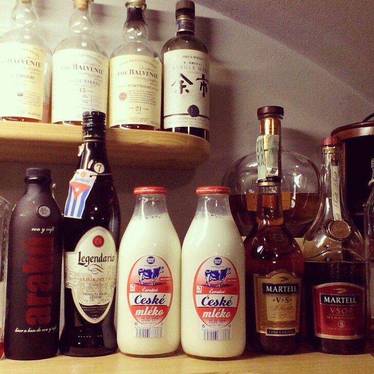 Milk and ...