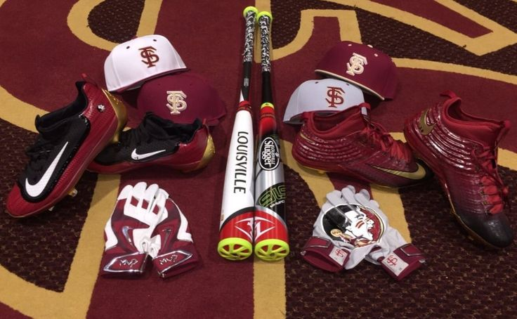 Florida State Louisville Slugger Baseball Equipment ⚾️⚾️⚾️