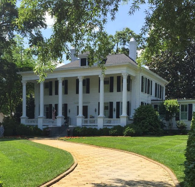 450 Best Georgia Famous Homes Images On Pinterest