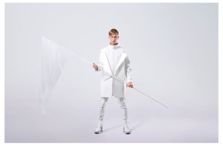 5 now / Editorial, Exclusive for Fucking Young Foto: Michał Polak Model: Michał/GAGA Models