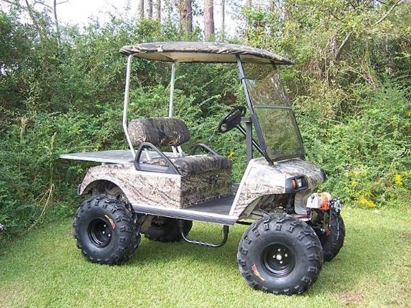 10 Inch Lift Kit Cool Golf Carts Pinterest Golf