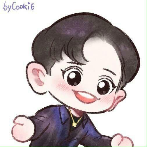 [FANART] #EXO #EXO_LOTTO #CHANYEOL cr. cookie