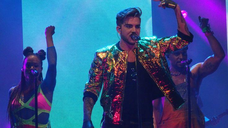 Live Review: Adam Lambert + Melanie Martinez – Palais Theatre, Melbourne (26.01.16)