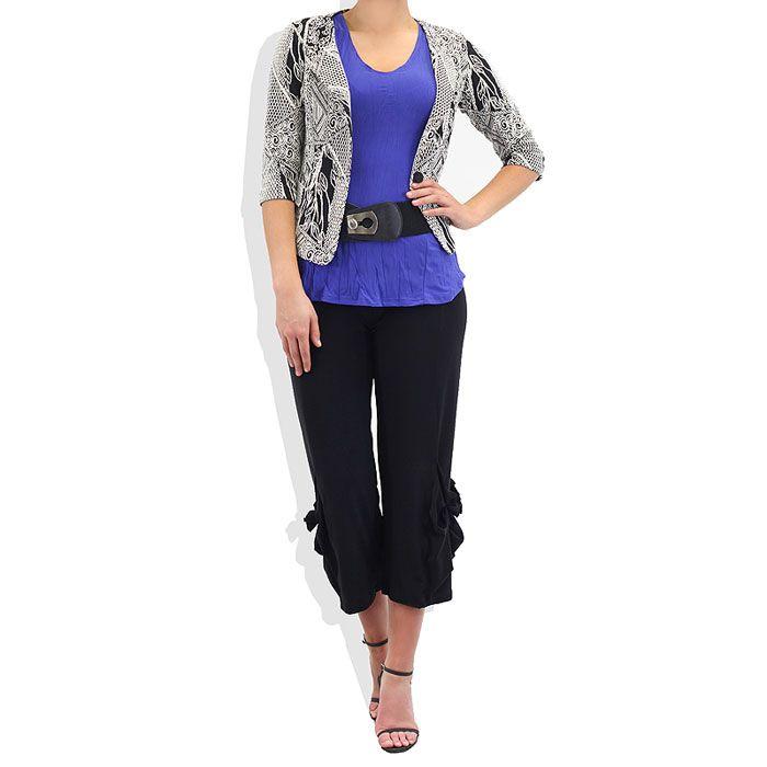 Jersey Pocket Pant #catwalk