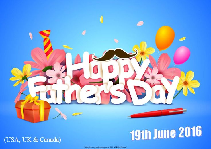 Top 5 Father's Day Weekend 2016 Canada - USA Festival Holidays