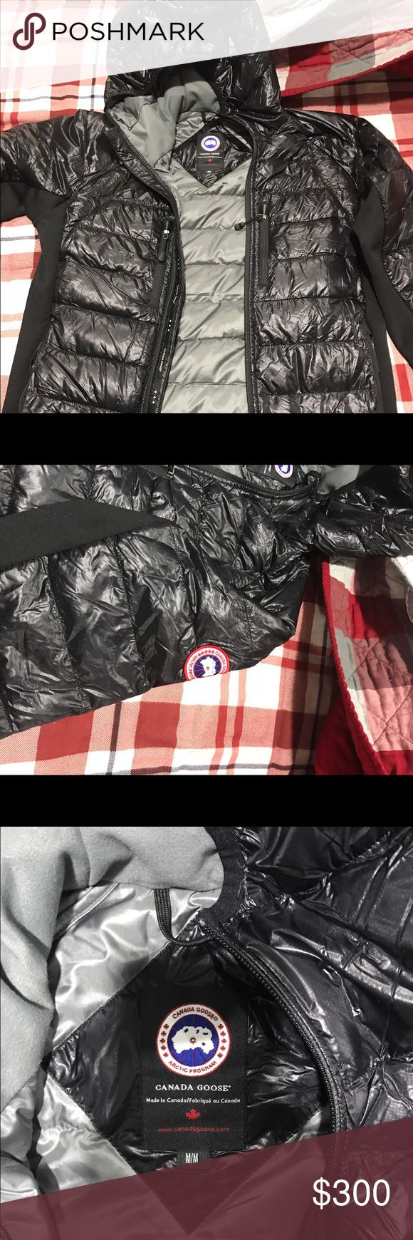 Canada Goose Down Jacket Canada Goose downjacket for sale. Size M. Never worn. Retails for over $500. Canada Goose Jackets & Coats