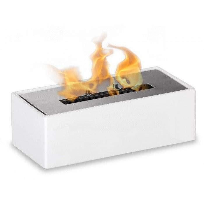 Mia Tabletop Ventless Ethanol Fireplace