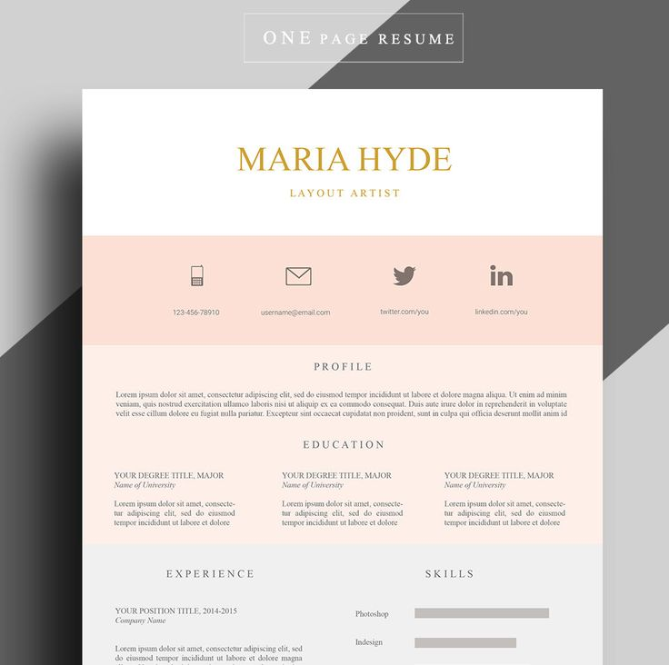 Fancy Resume Templates Free | Sample Resume And Free Resume Templates