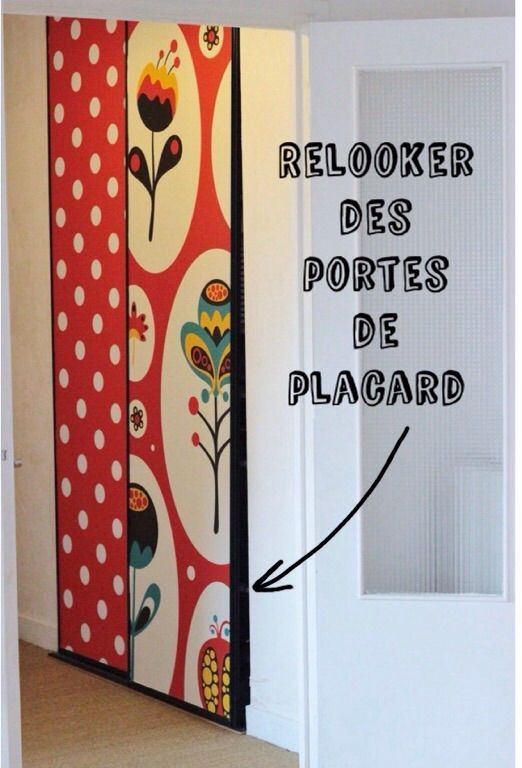 les 25 meilleures id es de la cat gorie stickers porte placard sur pinterest autocollants de. Black Bedroom Furniture Sets. Home Design Ideas