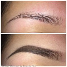 Learn how to fill in your eyebrows