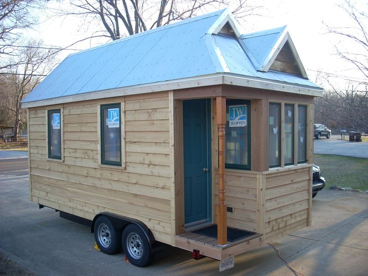 101 best HOUSES on Wheels images on Pinterest Tiny house on