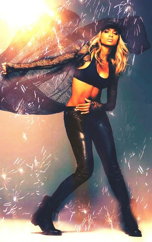Ciara is one of the top 10 best dancers of the past 25 years...