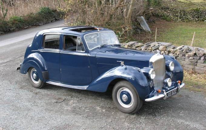 1950 Bentley MK VI Sports Saloon