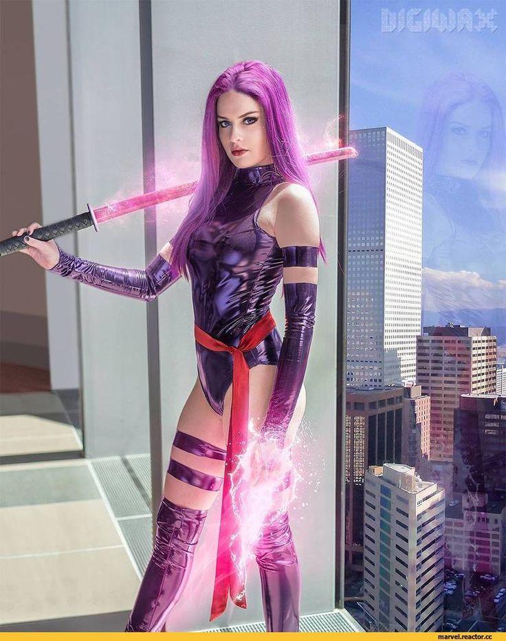 cosplay,Psylocke,Псайлок, Элизабет Брэддок,X-Men,Люди-Икс,Marvel,Вселенная Марвел,фэндомы