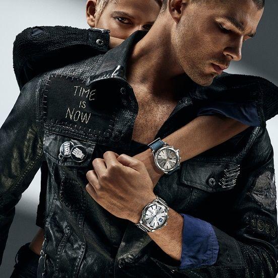 Ihr steht gerne im Mittelpunkt? Dann sind die Uhren von Diesel die richtige Wahl. Mit dem maskulinen Look sind Euch neidische Blicke sicher. Im uhrcenter-Onlineshop findet Ihr eine tolle Auswahl modischer Damen- und Herrenuhren von Diesel:  https://www.uhrcenter.de/uhren/diesel/ #Diesel #uhrcenter #Uhr #watch #Armbanduhr #Herrenuhr #Damenuhr #wow #like #Fashion #Style #Lifestyle #maskulin #Look #Design #robust #Accessoire #Fashionaccessoire #modern #picoftheday #photooftheday #tipoftheday