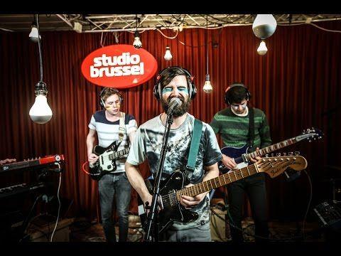 Studio Brussel: Recorders - Someone Else's Memory (live) - YouTube