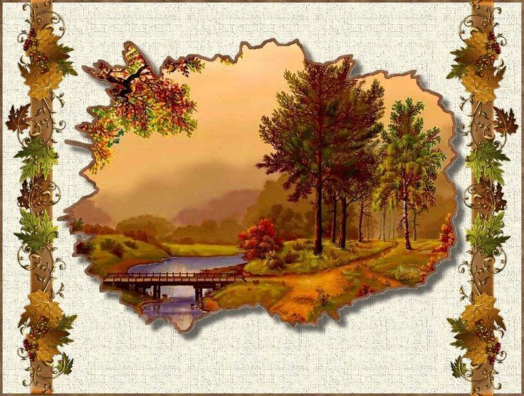 őszi fantázia