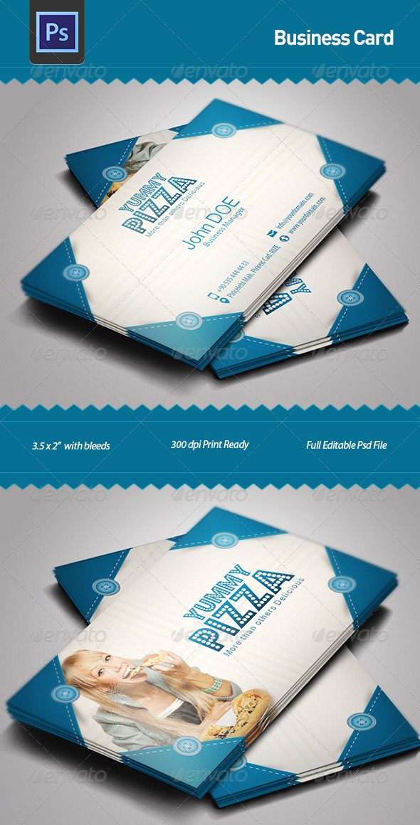 2867 best Business Card Template & Design images on Pinterest ...