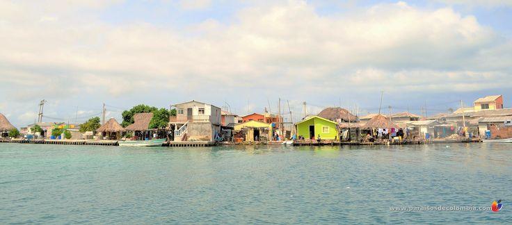 Islote la isla más densa mente poblada del mundo