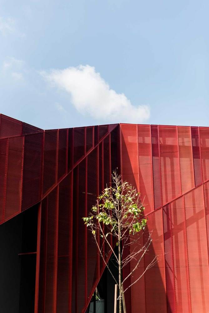 Gallery of Red Hill Gallery / MOA Architects + Formzero - 12 ...