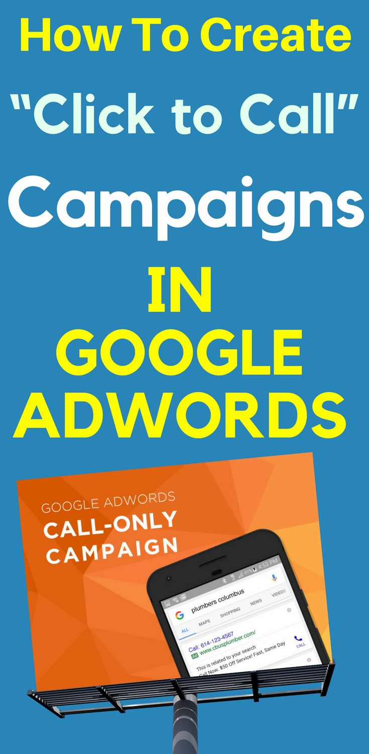 "Click To Call Campaigns With Google AdWords? Click-to-#Call ads bypass the need for potential customers to click through to your site. These ads are all about your customer taking a more direct action. Discover how applying these ads to your account can drive your sales with this episode. How to create #""Click To Call"" Ads in Google #AdWords"