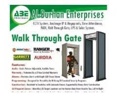 Metal Detector Walk Through Gate Special Offer for sale