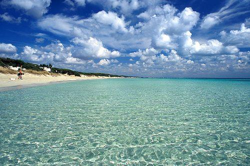 Mare di Punta Prosciutto Salento Puglia   #TuscanyAgriturismoGiratola