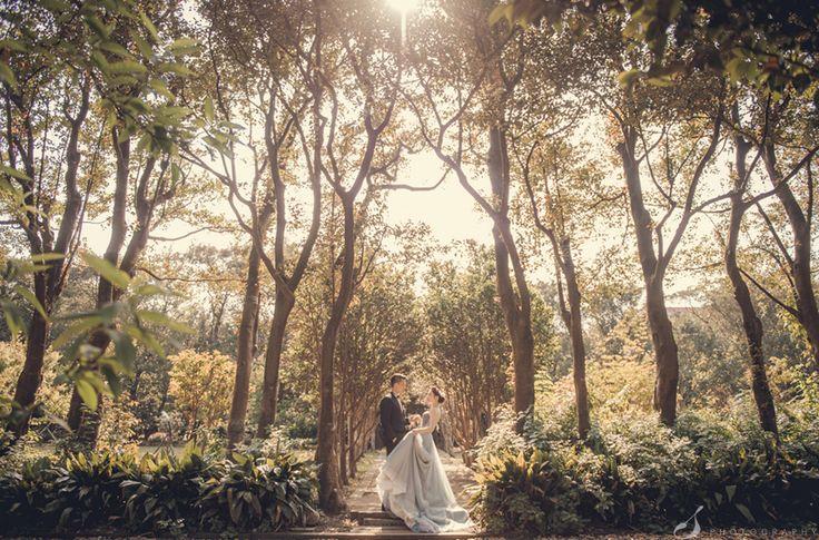 台北婚紗 花卉實驗中心 sosi婚紗45