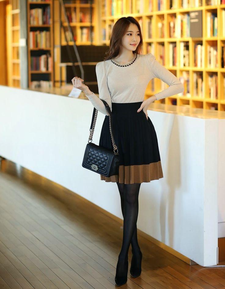 Se acerca el invierno en Corea del Sur , y con éste comienza a surgir la demanda por prendas más gruesas y abrigadoras.