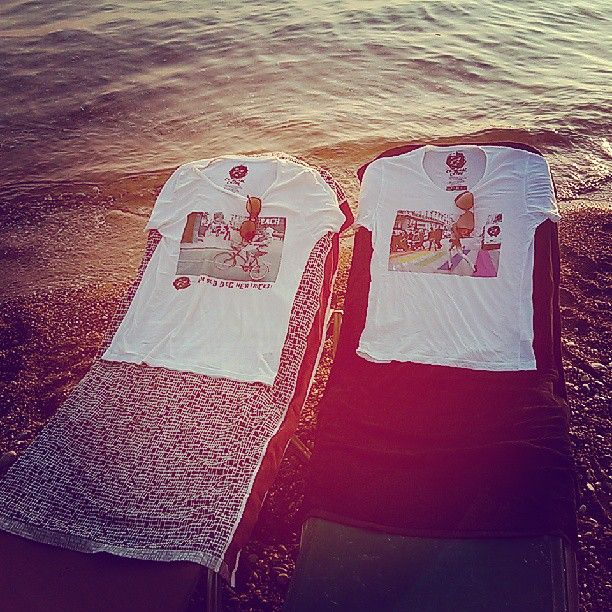 CuldeSacCulture Premium Tees & Apparel  Summer 2013 ...embrace your passion!  Designs: Never2late & Colorful Crossroads (sold out)