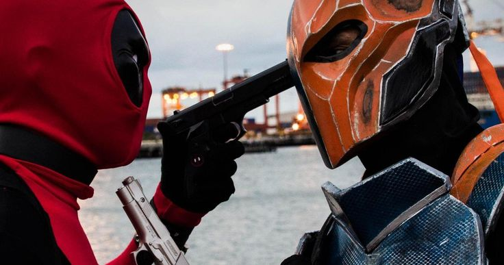 How Deadpool and Deathstroke Are Different According to Rob Liefeld -- Deadpool creator Rob Liefeld, who has written for Deathstroke in the comics, explains 5 ways the two characters are very different. -- http://movieweb.com/deadpool-deathstroke-differences-video-rob-liefeld/