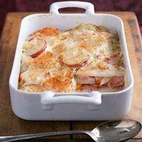 Scalloped Potatoes and Ham