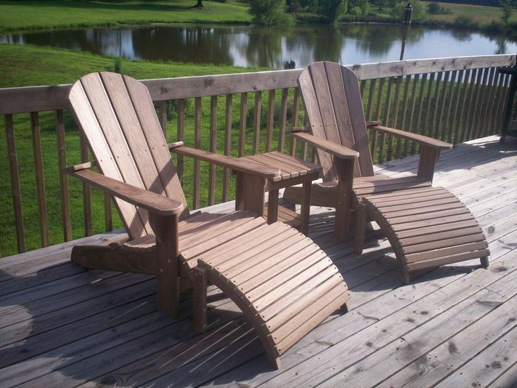 Composite Adirondack Chairs