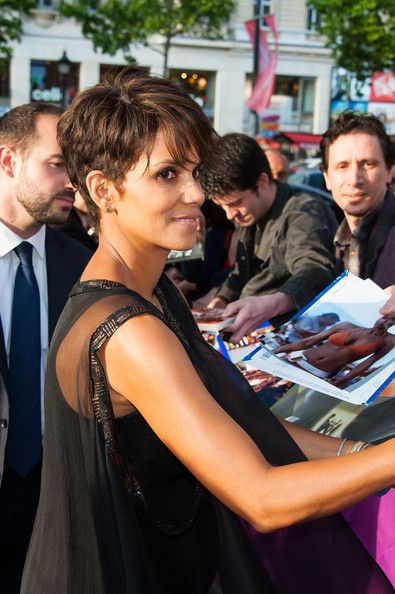 Halle Berry Hair...always loved her with short hair