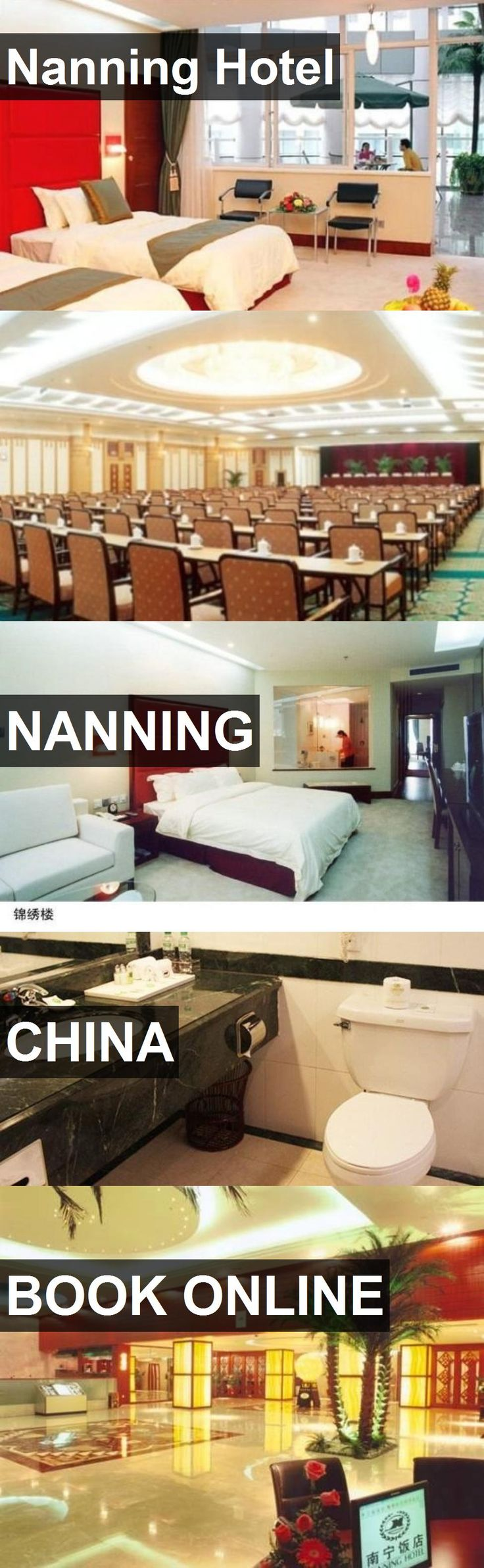 Nanning Hotel in Nanning, China. For more information, photos, reviews and best prices please follow the link. #China #Nanning #travel #vacation #hotel