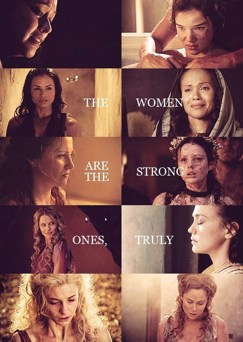 Spartacus - Women