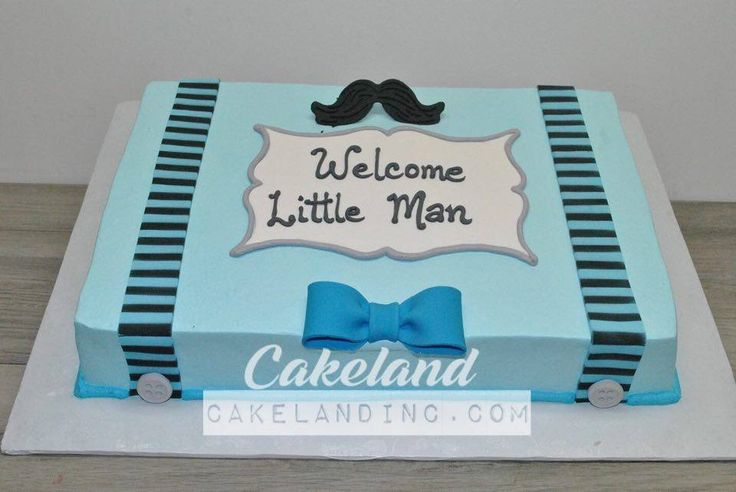Mustache Cake Images
