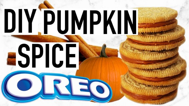 DIY Pumpkin Spice Oreos! DIY Oreo Treats For Fall 2016!  DIY Pumpkin Spice Oreos! DIY Oreo Treats! DIY Pumpkin Spice Treats! Oreo! DIY Pumpkin Spice Latte Inspired Treats! Make Your Own Pumpkin Spice Oreos At Home! Pumpkin Spice DIY! Oreo Treats With a Fall Twist! Pumpkin Spice!