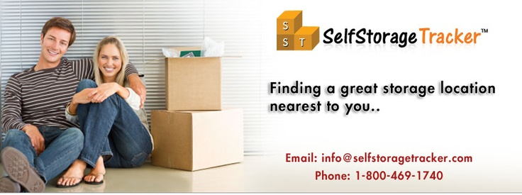 Search self storage units for rent and mini storage in USA. Use SelfStorageTracker.com to find storage space. To List your facility, Ads Call 1-800-469-1740
