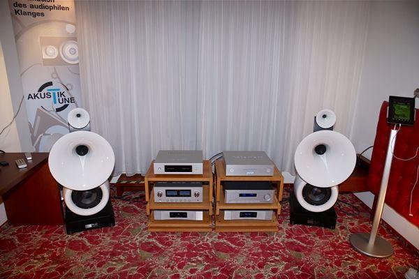 auch so können Lautsprecher aussehen